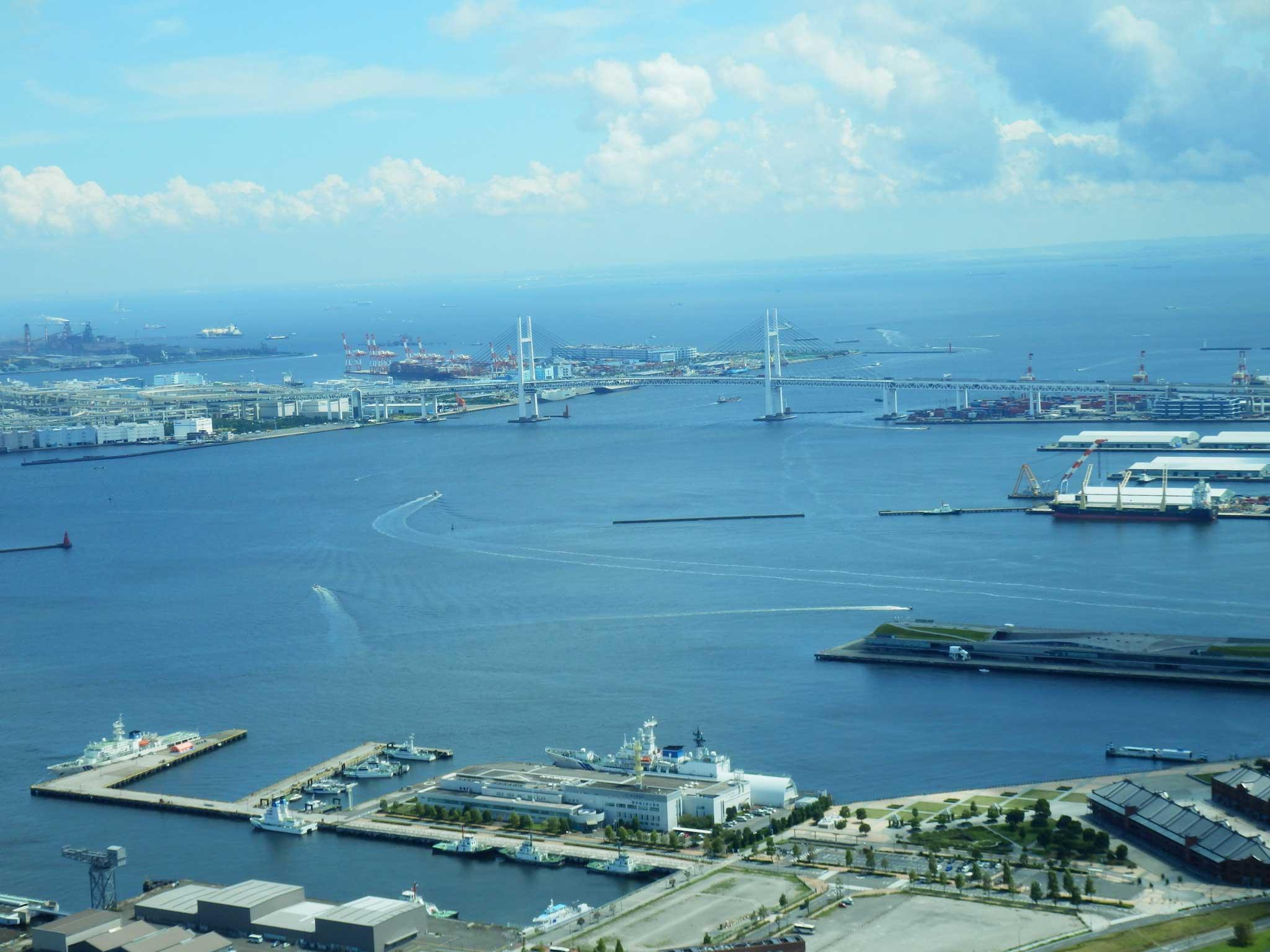横浜港2013